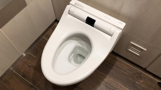 VRであってほしかったトイレの水漏れ